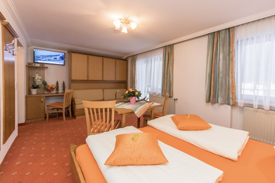Pension Saalbach Zimmer 10