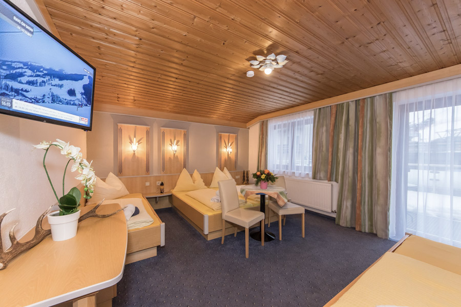 Pension Saalbach Zimmer 12  2