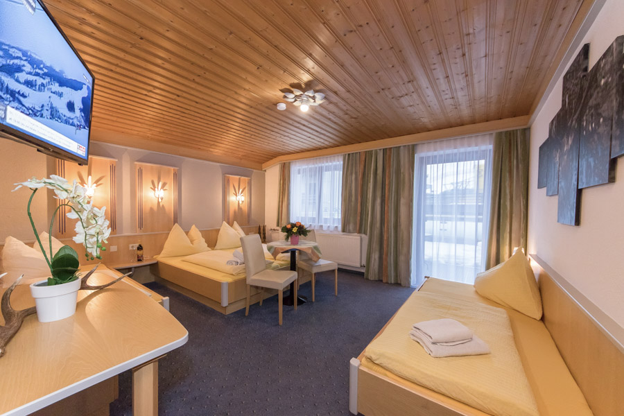 Pension Saalbach Zimmer 12