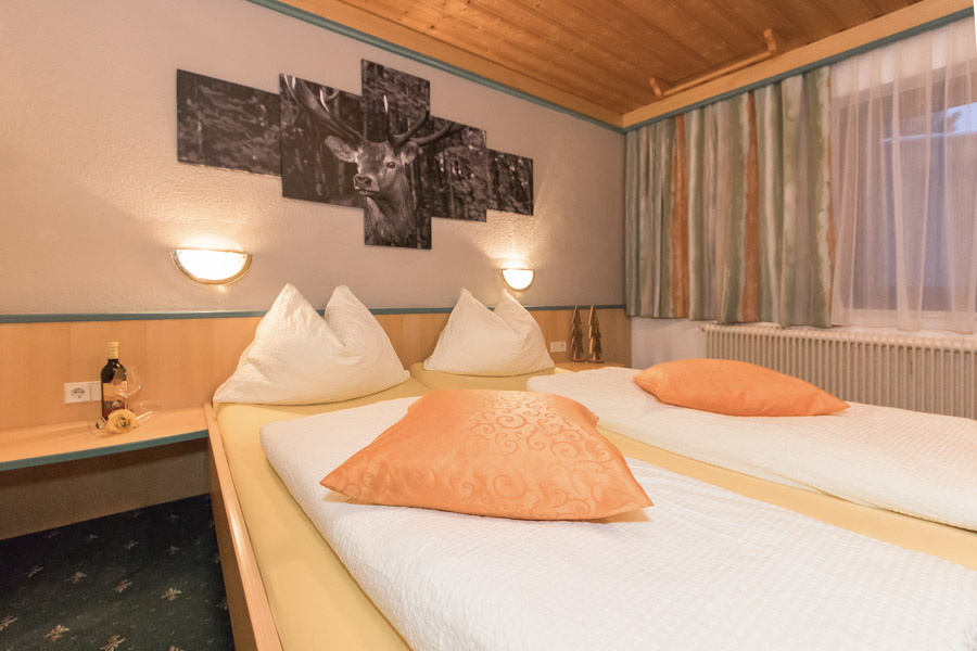 Pension Saalbach Zimmer 2