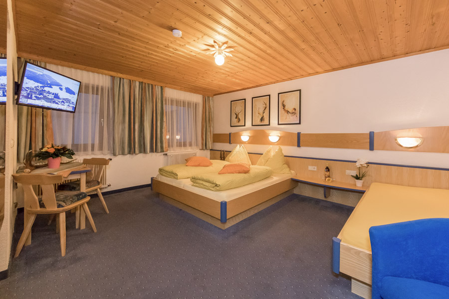 Pension Saalbach Zimmer 3