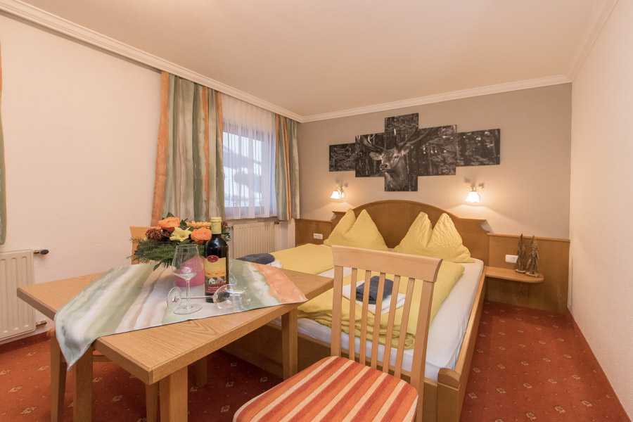 Pension Saalbach Zimmer 6