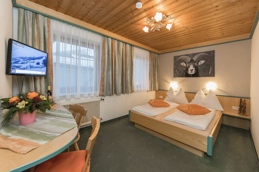 Pension Saalbach Zimmer 9
