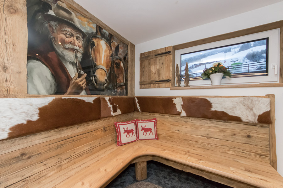 Pension Saalbach Skikeller 6836