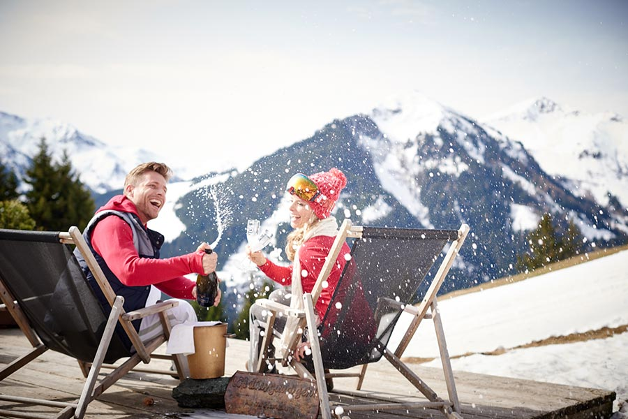 Apres Ski Spass Winter Skicircus